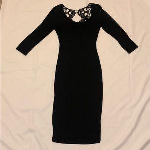 Love Culture Black Dress